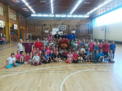 Basketbalová Road Show ČBF